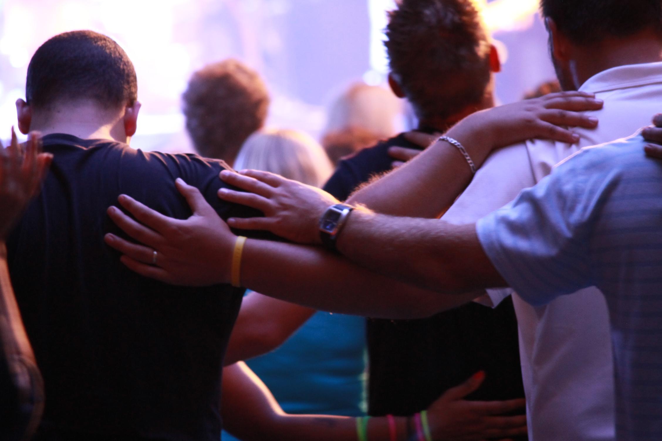 Groups And Prayer | ChrisSurratt.com